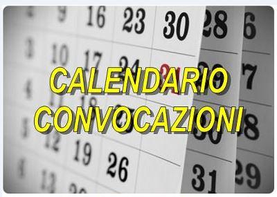 Roma e Provincia – Calendario di convocazione per contratti a tempo determinato – a.s. 2020/21
